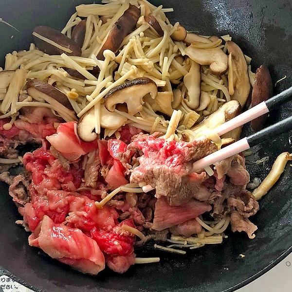 しぐれ煮牛肉炒め-4.jpg