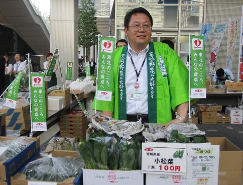 夏野菜・果実キックオフ文化放送.jpg