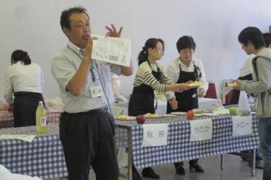 ベジフルさんま りんご食べ比べ.jpg
